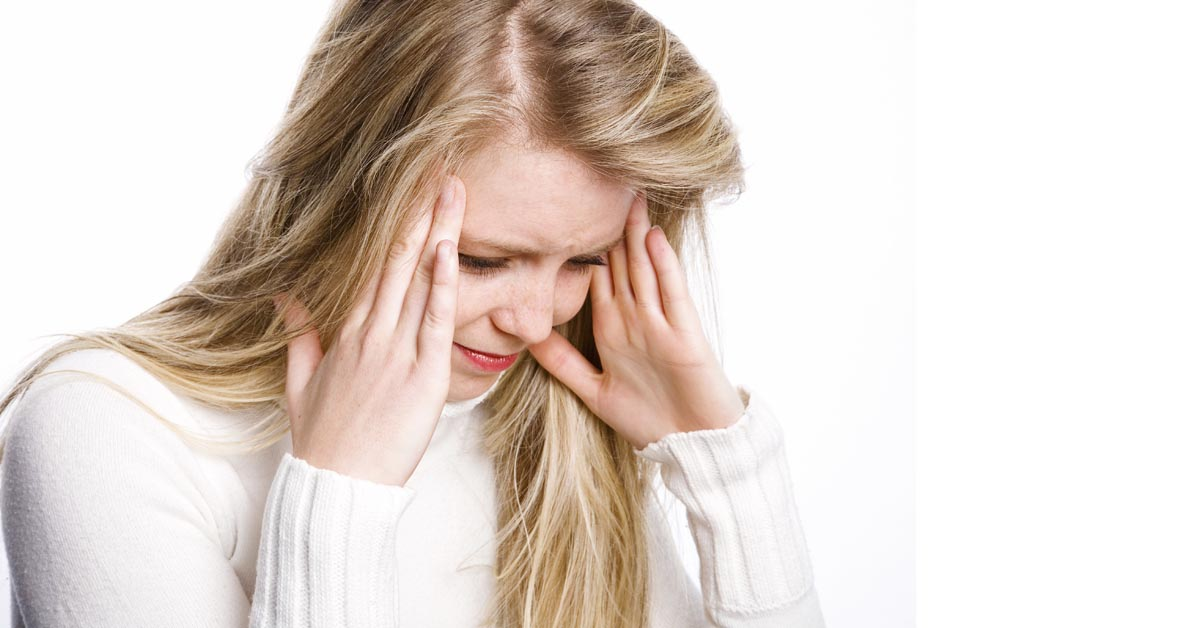 Noblesville headache care by Dr. Dahlager